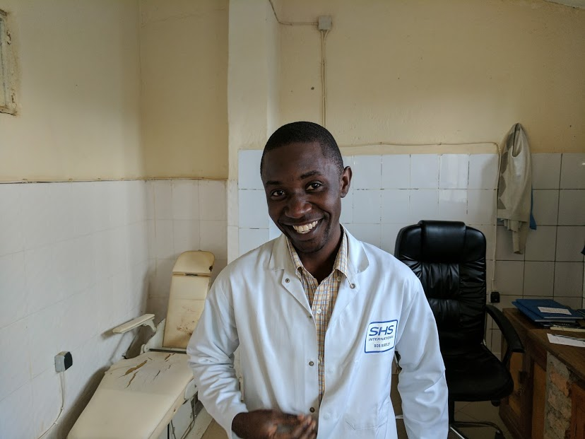 Project Congo, St Vincent Medical Center, Bukavu, DRC