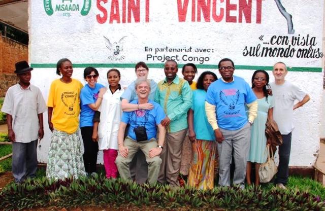 Project Congo, Con Vista Sul Mondo, DRC